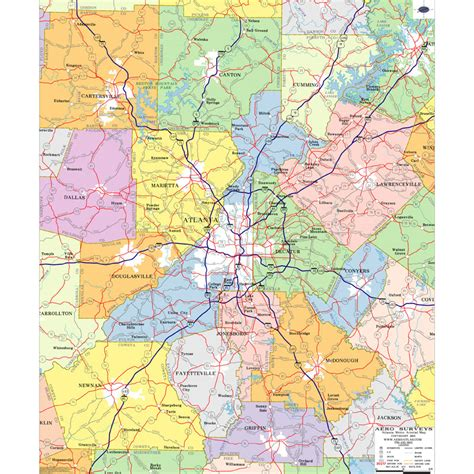 city of atlanta zip code map zip code map atlanta my blog