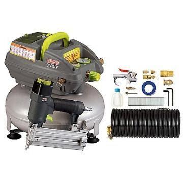 craftsman nailercompressor kit wood magazine