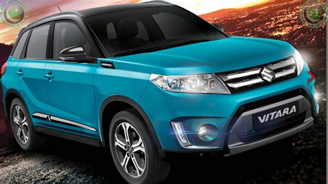 suzuki vitara 2017 review pictures price in pakistan