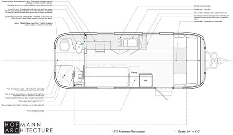 airstream travel trailers floor plans solaripedia green architecture building projects in