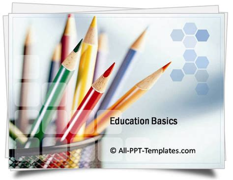 Education Ppt Templates Powerpoint Training And Educationtemplates