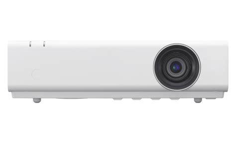 Projector Sony Vpl Ew235 Ready sony vpl ew246 wxga portable wireless projector