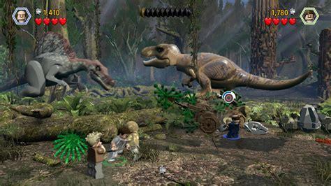 Frame Lego Jurassic World lego jurassic world im test ps4source