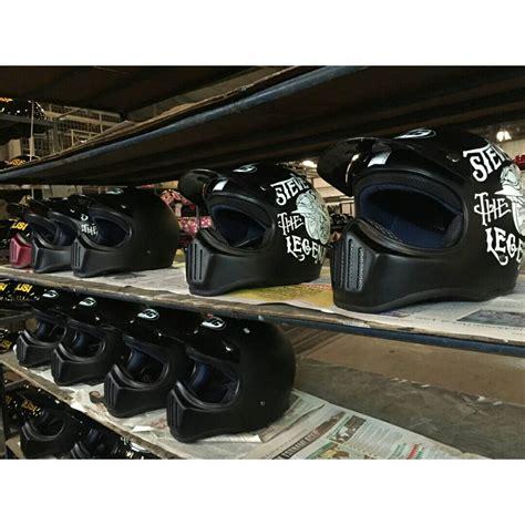 Topi Helm Kupluk Helm Alpinestars Murah Meriah Murah jual helm cakil hbc murah meriah jual helm