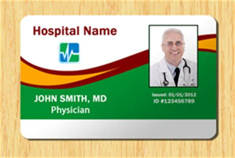 hospital id card template hospital id template 2 other files patterns and templates