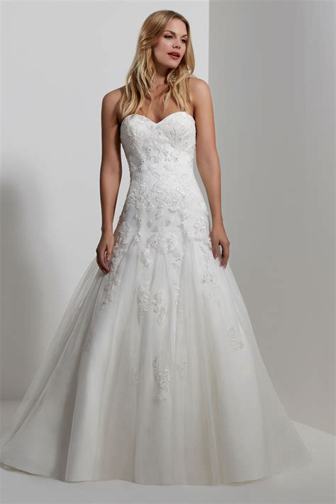 wedding dress salvador by romantica wedding dresses