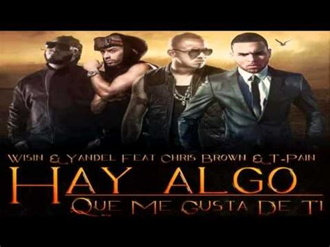 Ti Hurt Mp | wisin y yandel ft chris brown t pain algo me gusta de