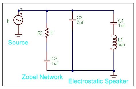 capacitor for zobel network zobel network capacitor type 28 images ta speaker topics neutralizing l e with a zobel