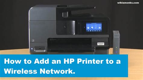 add hp printer to wireless network your pc episode how to install plugins in wikiamonks