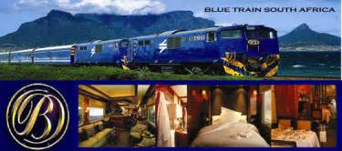 Desk Beds Blue Train Travel On The Most Luxurious Train In The World