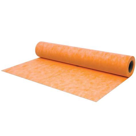 schluter kerdi  ft     ft   waterproofing