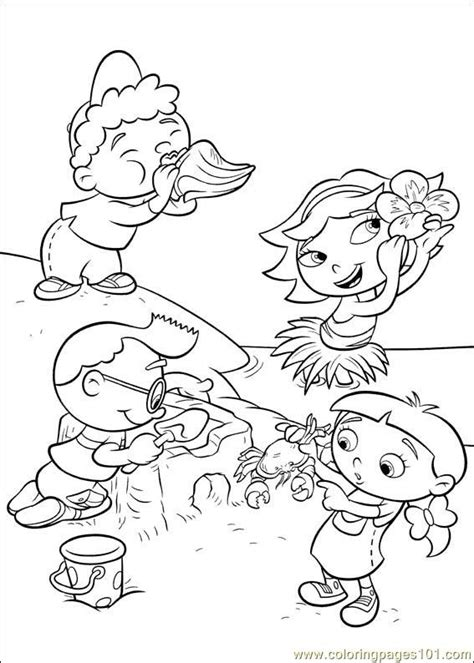 Little Einsteins 37 Coloring Page Free Little Einsteins Coloring Pages Coloringpages101 Com Einsteins Coloring Pages