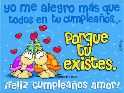 imagenes de feliz cumpleaños gordito feliz cumplea 241 os gordo wmv youtube