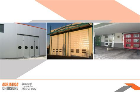 porte per capannoni porte per capannoni 7 perfette applicazioni adriatica