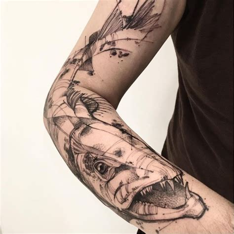 watercolor tattoos fish best 25 watercolor fish ideas on fish