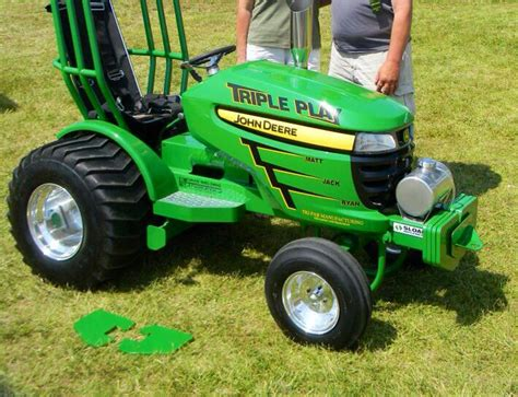 Used Deere Garden Tractors by Pin By Mike Shelton On Racing Lawnmowers