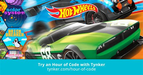 hot wheels images hot wheels hour of code tynker