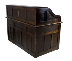 1930s oak roll top desk for sale at 1stdibs