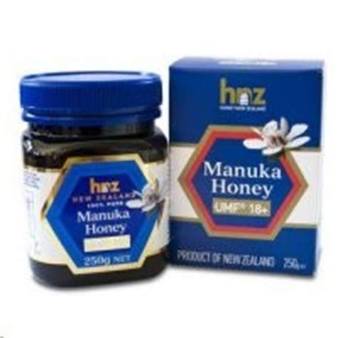 Happy Valley Manuka Honey Umf 18 250gr honey new zealand umf 18 manuka honey