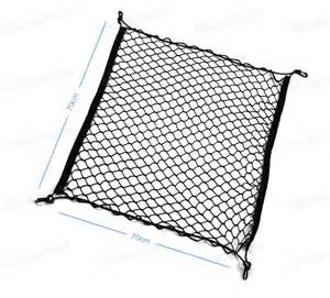 car trunk cargo luggage net holder fit for audi q3 q5 q7