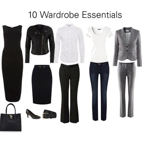 17 best ideas about essential wardrobe on