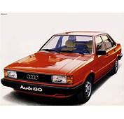 Audi 80 B2 1981–1984 Pictures 2048x1536