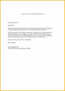 Brief Cover Letter For Resume by 7 Cover Letter Bursary Cover Letter