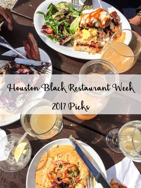 map of houston restaurant week houston black restaurant week picks dash of jazz