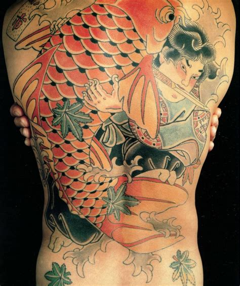 history of tattoo in japan a history of graphic design chapter 50 the art of body