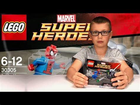 Lego Polybag 30305 Jumper lego haroes polybag marvel spider jumper