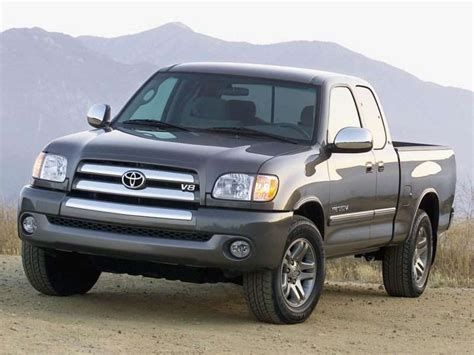 Toyota Tundra 2003 2003 Toyota Tundra Pictures Including Interior And