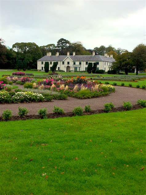 killarney house la killarney house une visite gratuite dans un joli cadre