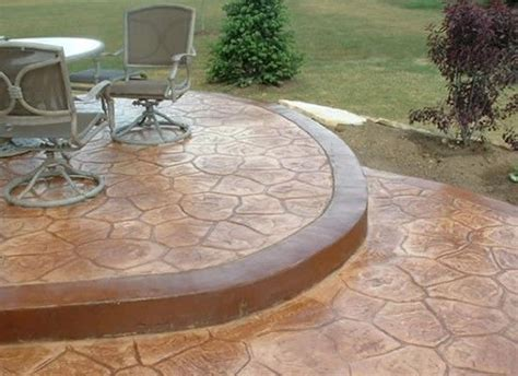 17 best ideas about sted concrete patio cost on