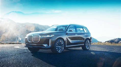 new bmw 2018 x7 new bmw x7 iperformance concept leaked 2018 bmw x7