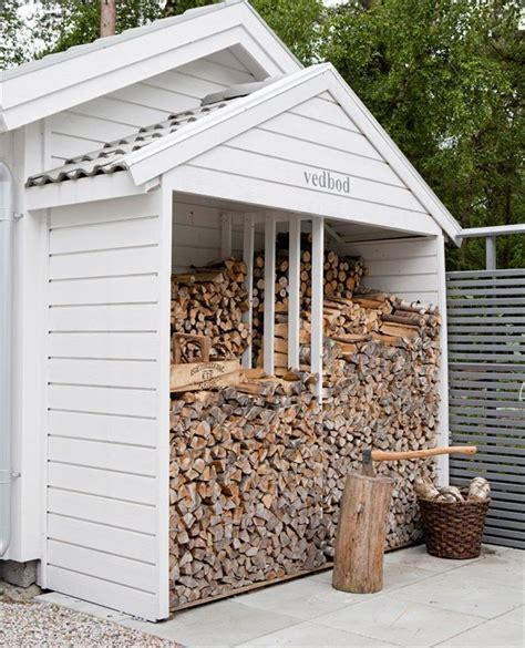lean  wood shed home landscape pinterest