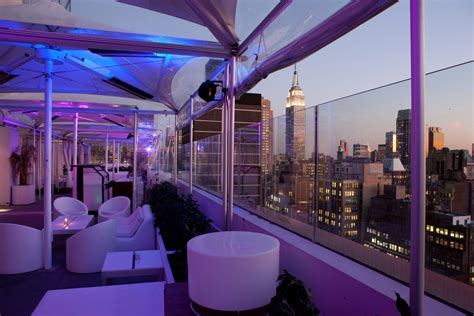 top rooftop bars in nyc sky room rooftop bar and lounge time square nyc rooftop