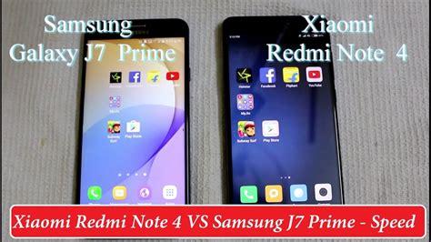 Harga Hp Merk Samsung J7 Prime pertarungan xiaomi redmi note 4 vs samsung galaxy j7 prime