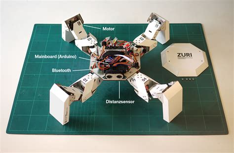 How To Make Paper Robots - fold your own robot