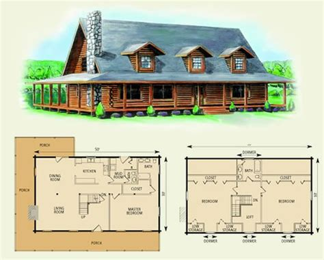 log cabin floor plans with wrap around porch log cabin in charlottesville log home and log cabin floor plan great