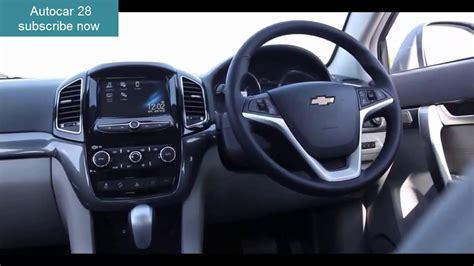 chevrolet captiva interior 2017 chevrolet captiva interior and test drive