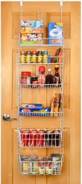 pantry organizer the door kitchen hanging food