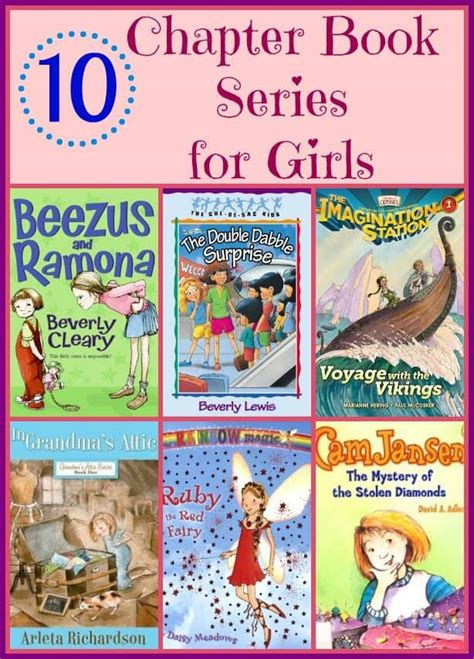 chapter books with pictures weekend links exploring book series