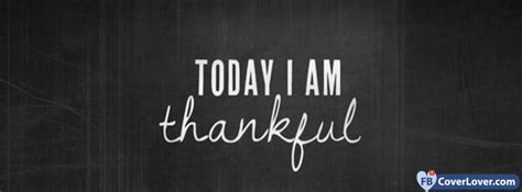 today   thankful life facebook cover