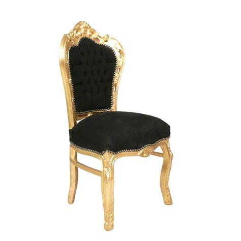 chaises baroque chaise baroque et or canap 233 baroque meuble baroque