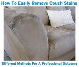 how to clean cushions that cannot be removed easy