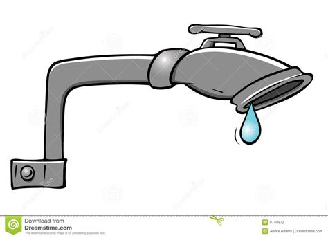 Fixing Leaking Kitchen Faucet by Leaky Faucet Stock Photography Image 9749972