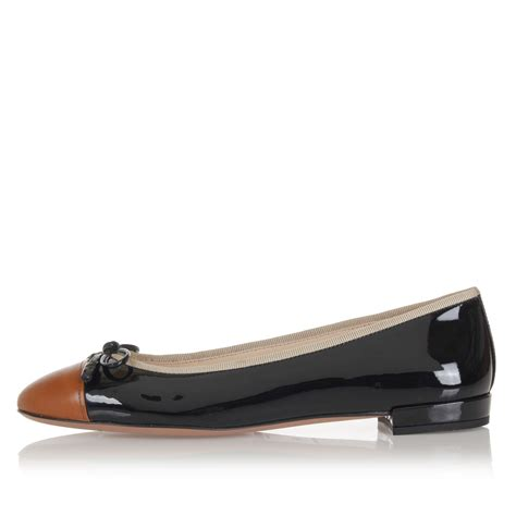 flat patent shoes prada black brown patent leather flat shoes made in