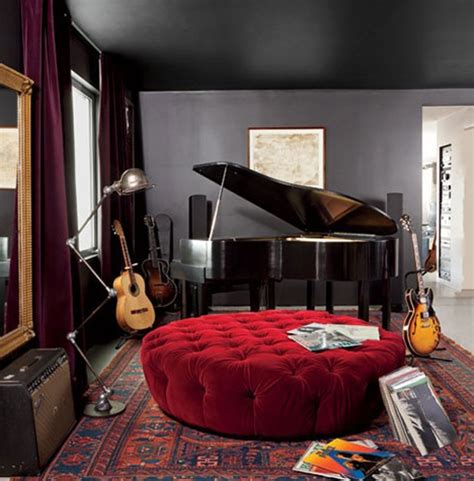 home music room modern music themed for bedroom design quotes