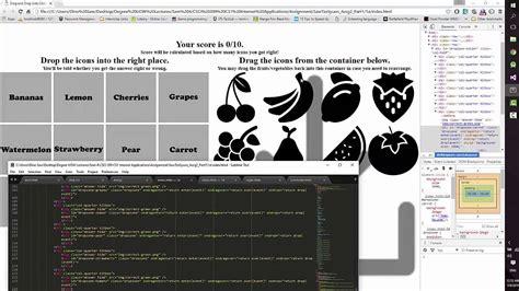 tutorial javascript drag and drop html5 drag and drop tutorial codebringer