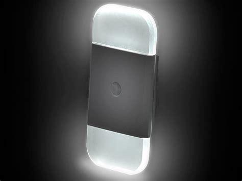 led wandlicht luminea nachtlicht mit sensor design led wandlicht